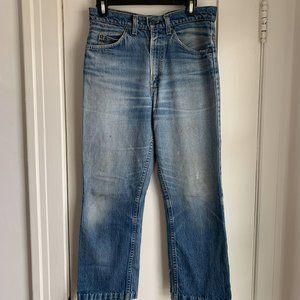 Orange Tab Levi's Jeans